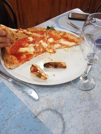 Questa volta pizza