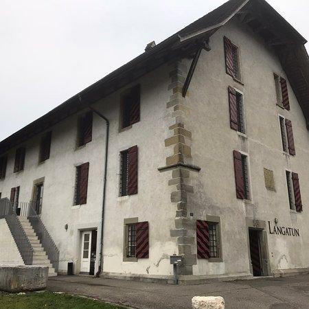 Langatun Distillery