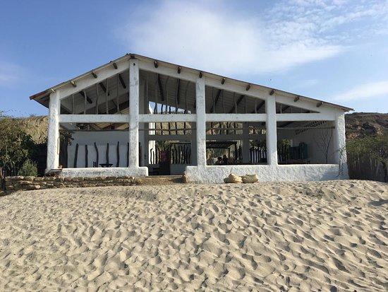 Canoas, Peru: Restaurante