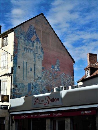 Fresque Palais Ducal – La Tour du Croux