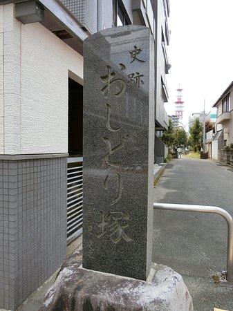 Oshidorizuka