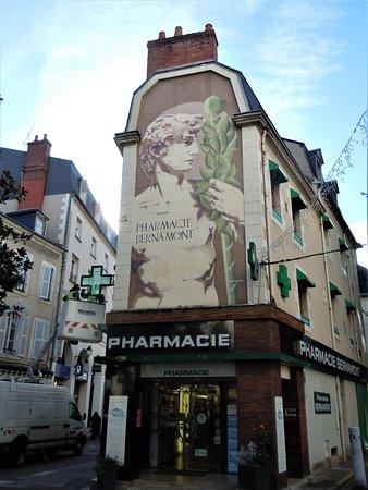 Fresque La Pharmacie