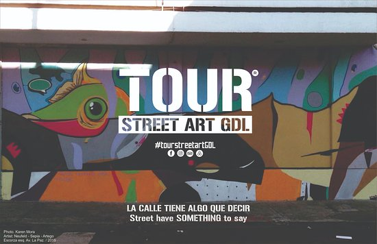 Tour Street Art Gdl