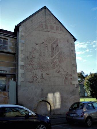 Fresque Faiencerie