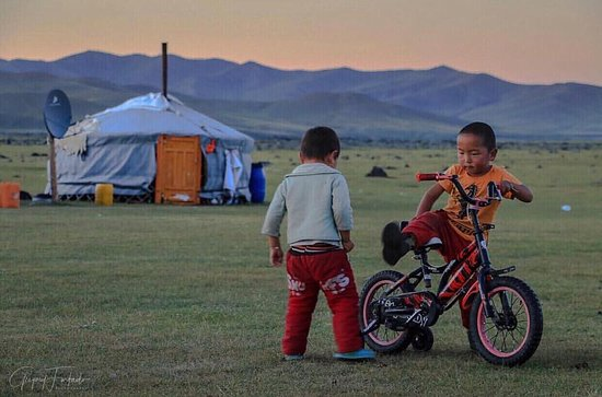Arkhangai Province, Mông Cổ: A very real moment captured by kimkim traveler in a homestay in the Orkhon Valley of Mongolia.