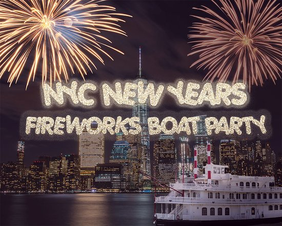 Paloma New Years Boat Party