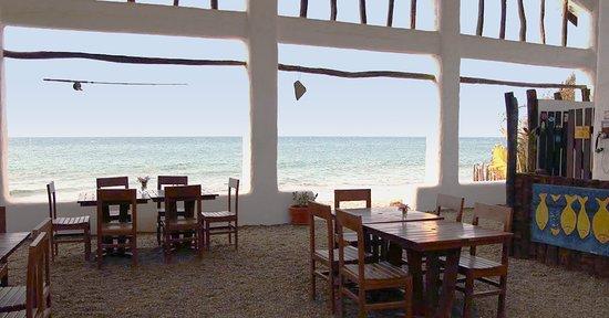 Canoas, Peru: Interior del Restaurante