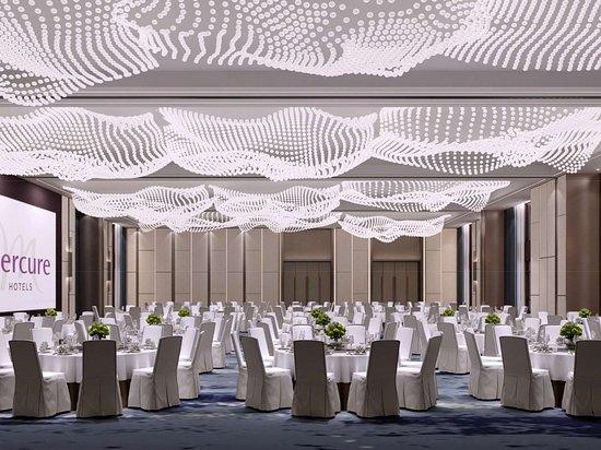 Καραμάι, Κίνα: Meeting room