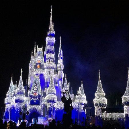 Festa de Natal no Magic Kingdom em Orlando 2018 - Mickey's Very Merry Christmas Party