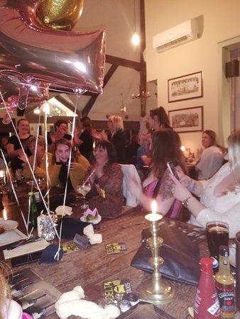 Bryonys 21st birthday party