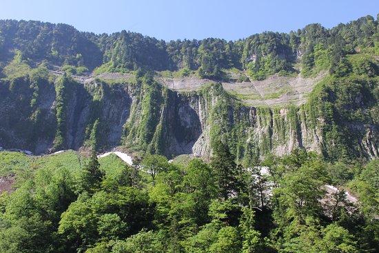 Akushiro Cliff
