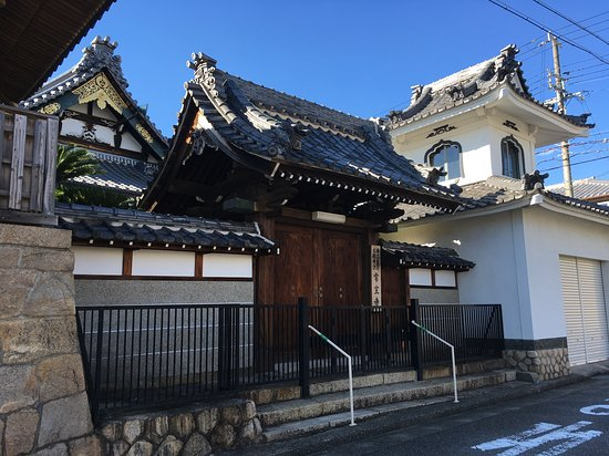 Josen-ji temple