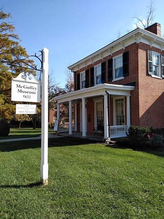 William Holmes McGuffey House Museum