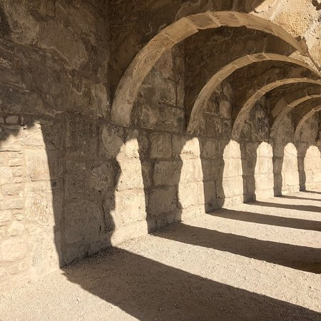 Aspendos Ruins and Theater-billede
