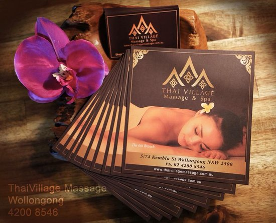 Thai Village Massage & Spa Wollongong