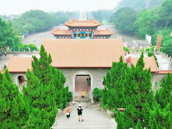 Nansha Temple of the Queen of Heaven