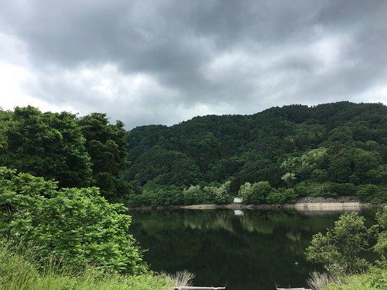 Aseishigawa Dam