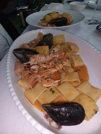 Bellante, Italia: Ottimo pesce come anni fa. Tutto invariato prezzo e qualità.