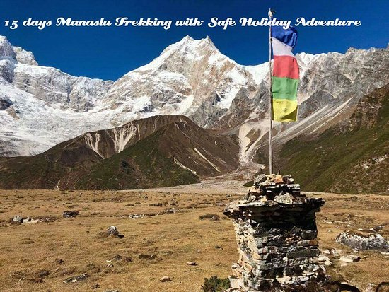 remote area trek in nepal. manaslu trekking -15 days