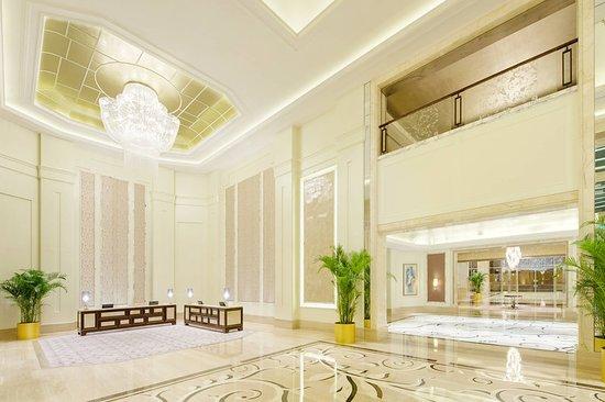 Jiaozhou, China: Lobby