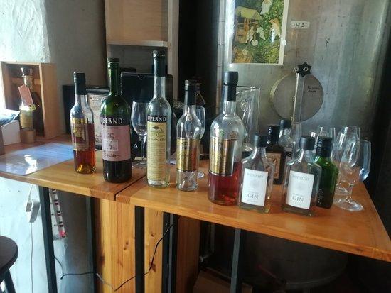 Upland Organic Wine