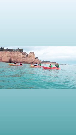 Armacao de Pera, Portugal: Kayak Tour