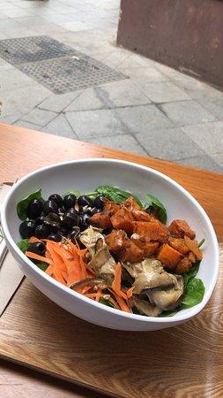 Best Salad Seville!