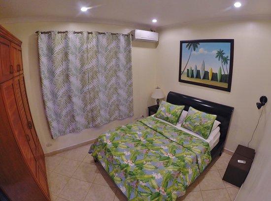 First Floor Oceanfront Bedroom - Master Bedroom at Surf Inn Hermosa