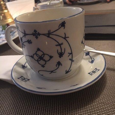 Teestuebchen im Schnoor-billede