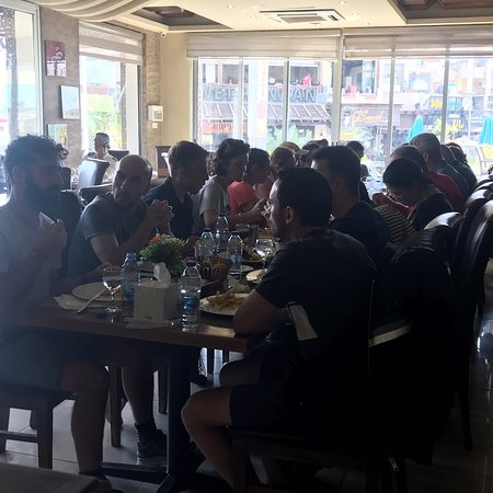 Zamurd Cafe & Restaurant