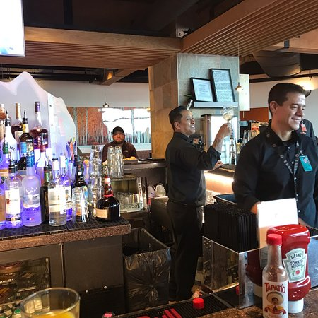 Timberline Steaks & Grille, Denver - Denver International Airport - Restaurant Reviews, Phone
