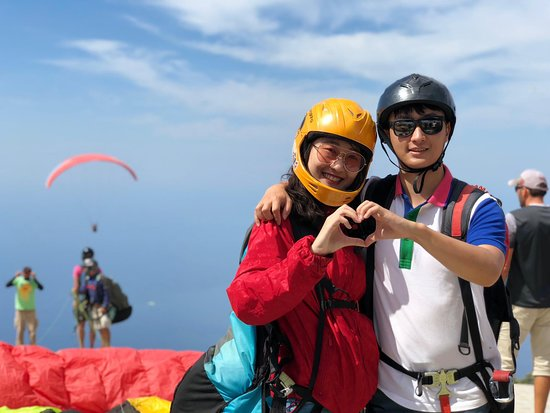 Hanuman Paragliding (Oludeniz) - 2019 All You Need to Know