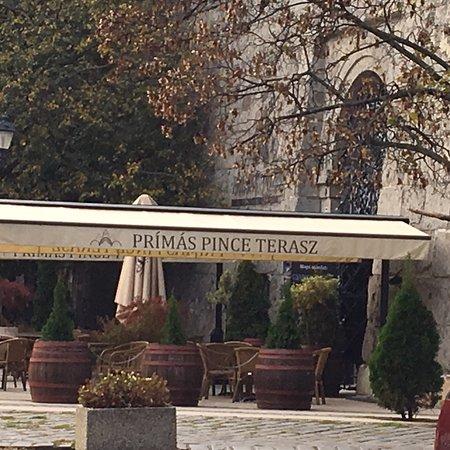 Prímás Pince – kép