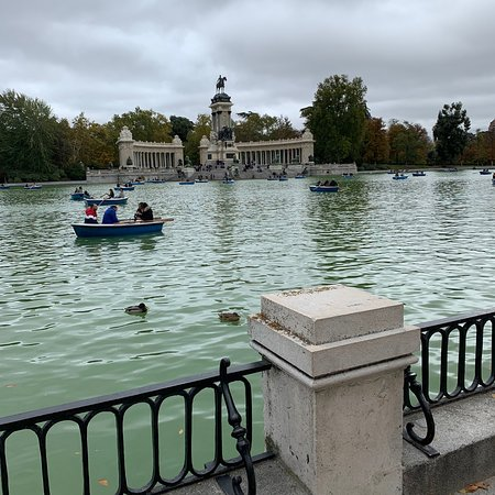 Pour la vue et un tour en barque