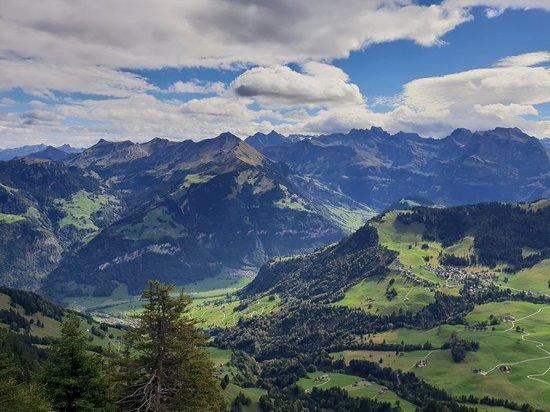 Stanserhorn Mountain