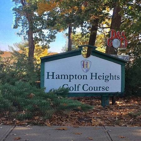 Hickory, NC: Hampton Heights Golf Course