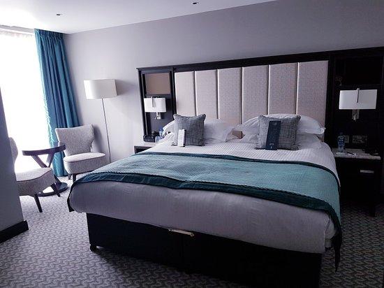 Outstanding hotel, brilliant staff