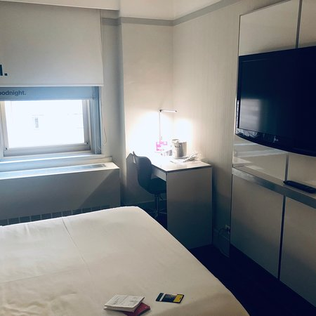 Tolle Lage, kleines Hotelzimmer!