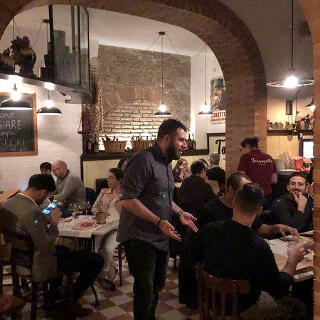 The best food in Trastevere