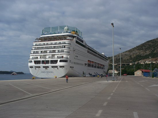 Dubrovnik West Harbour