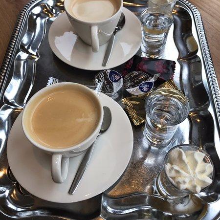 Lekkere aangeklede koffie