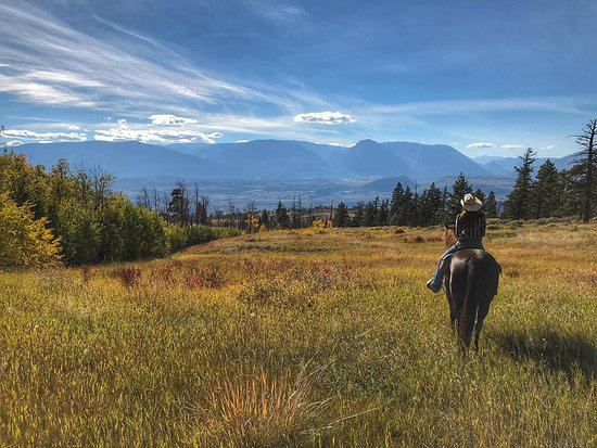 Ashcroft, Canada: Spectacular Riding Country!
