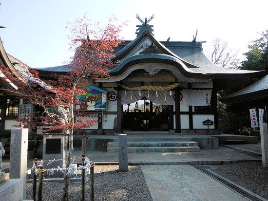 Ishizuchi Shrine Jojusha
