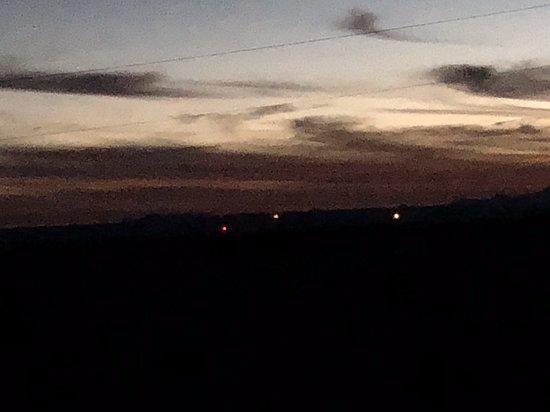 The Marfa Mystery Lights: lights