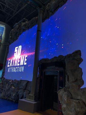 5D Extreme Attraction