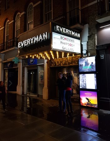 Everyman Cinema Baker Street