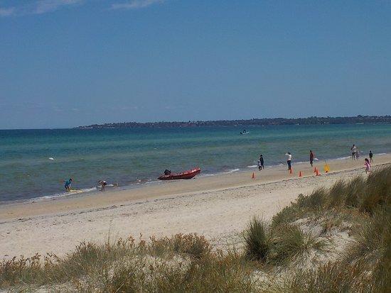 Aspendale Beach