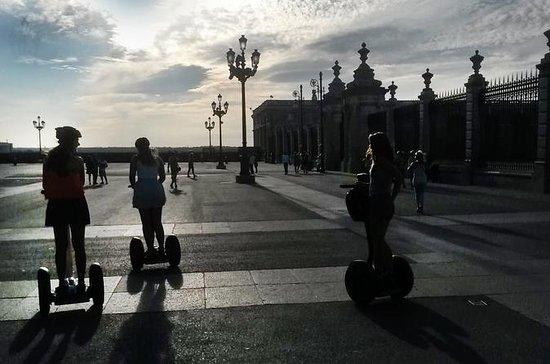 Visite guidée en Segway 2h à Madrid