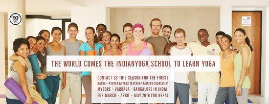 Indian Yoga School (www.IndianYoga.School)