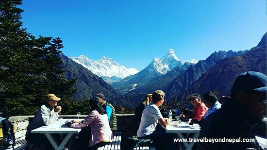 Everest Base Camp Heli Tour with Travel Beyond